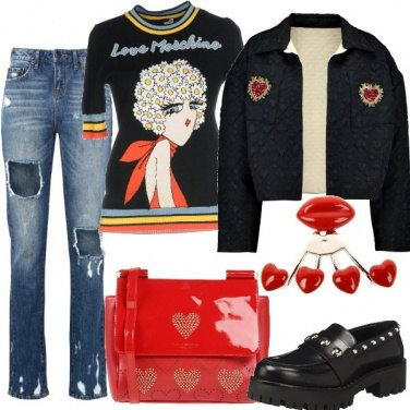 Outfit L\'Amore è nell\'aria