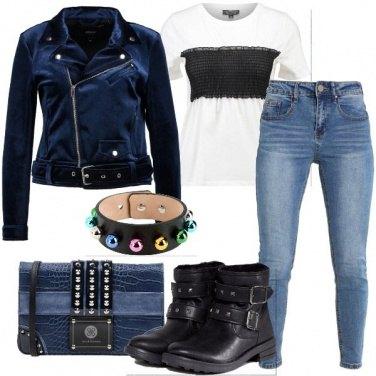 Outfit Borchie spiritose