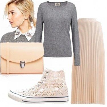 Outfit Gonna plissettata please!!