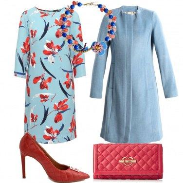 Outfit Fiori bon ton