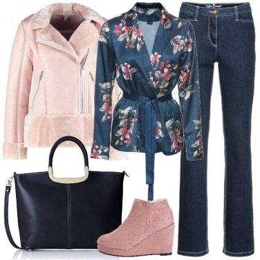 Outfit I jeans modellanti