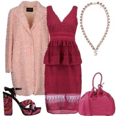 Outfit Inspiegabile voglia di rosa