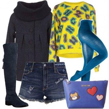 Outfit Calze coprenti