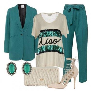 Outfit Serata audace