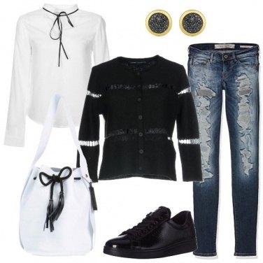 Outfit Passione per i fiocchi