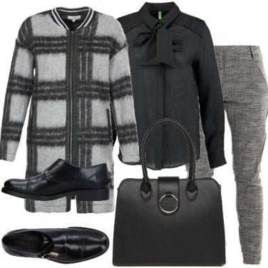 Outfit Mix and Match Mannish