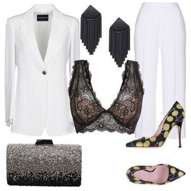 Outfit Sensuale ed elegante