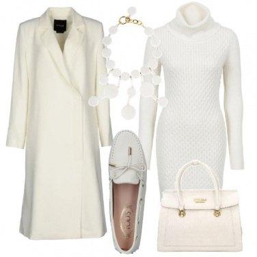 Outfit Monocromo bianco