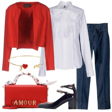 Outfit Amore nell\'aria