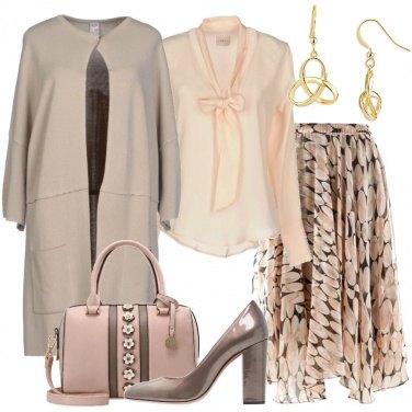 Outfit Romantica sempre