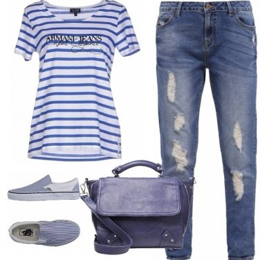 Outfit Marinaie