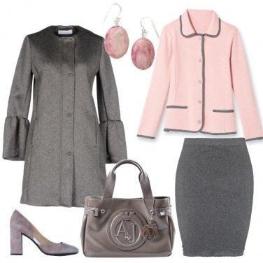 Outfit Signora bon ton