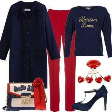 Outfit Amore nei particolari