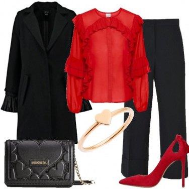 Outfit Pronta per San Valentino