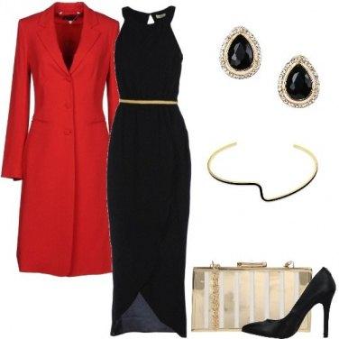 Outfit Un pò di rosso