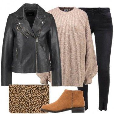 Outfit Un rock comodissimo
