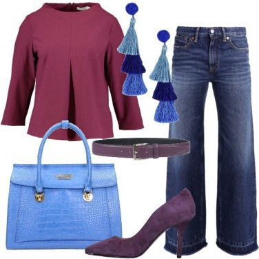 Outfit Accostamenti cromatici