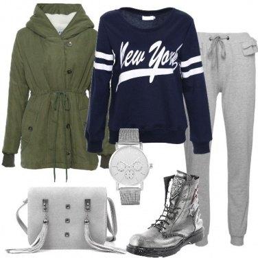 Outfit Grinta urbana