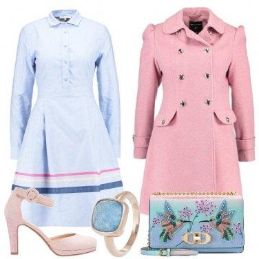 Outfit Voglia di colori pastello