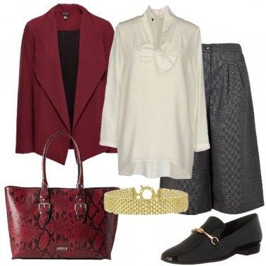 Outfit I pantaloni culottes