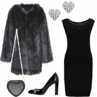 Outfit Cuore d\'argento