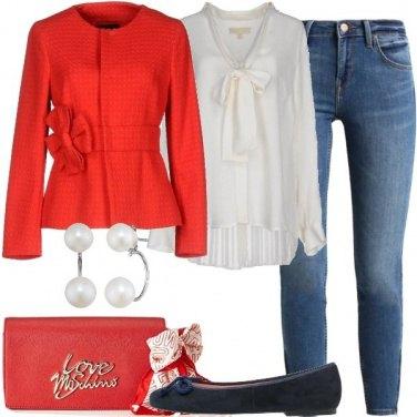 Outfit Fiocchi bon ton