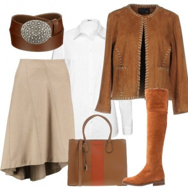 Outfit Country oggi