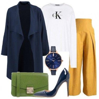 Outfit Mix di colori