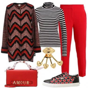 Outfit Mix & Match di San Valentino