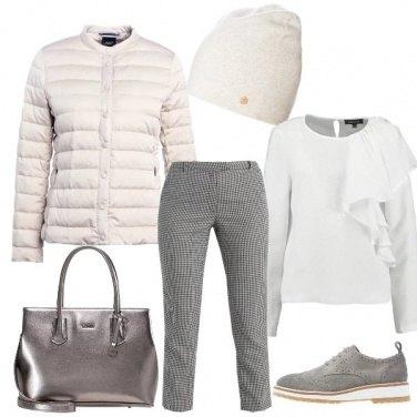 Outfit Chiaro e delicato