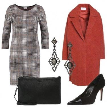 Outfit Abito e cappotto