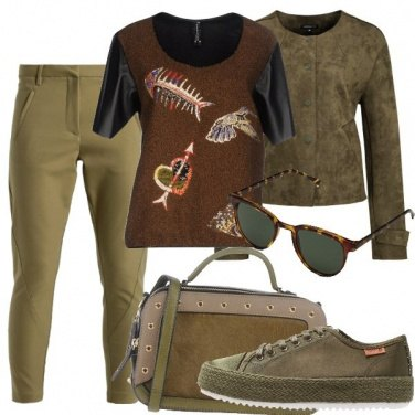 Outfit Con le sneakers