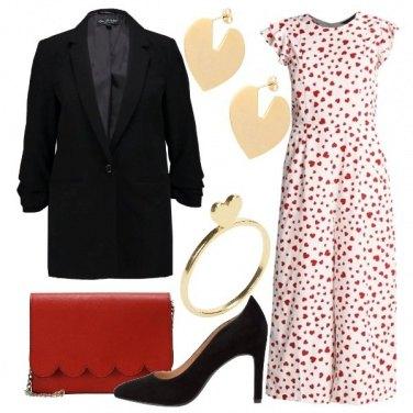 Outfit La jumpsuit a cuori