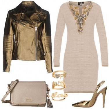 Outfit Oro totale