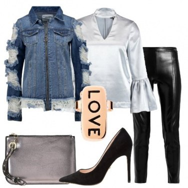Outfit Grintosa e dolce
