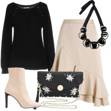 Outfit Balze in movimento