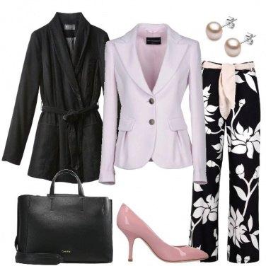 Outfit Il pantaloni a fiori