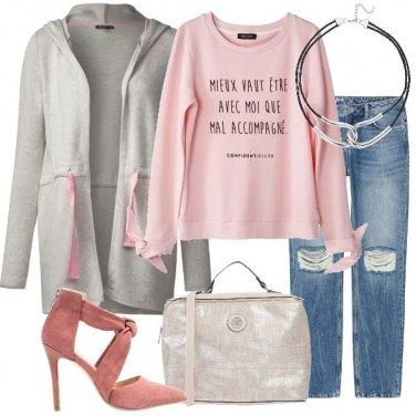 Outfit Una felpa deliziosa