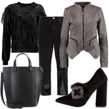 Outfit Amato nero