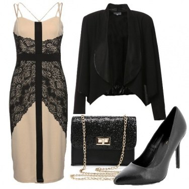 Outfit Elegante e raffinata