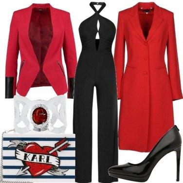 Outfit Jumpsuit d\'effetto