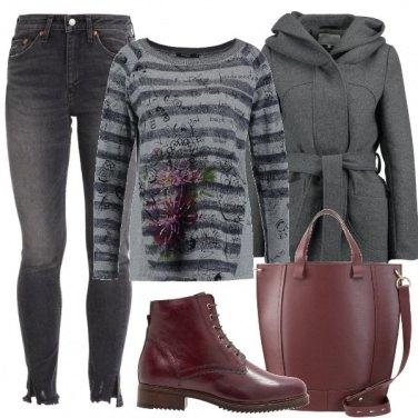 Outfit Il maglione trendy