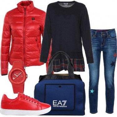 Outfit Sneakers per qualunque statura