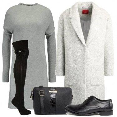Outfit Calze particolari