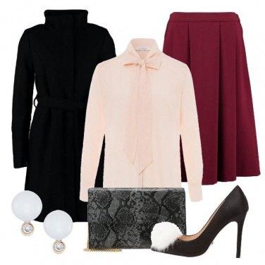 Outfit La gonna a campana