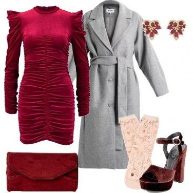 Outfit Rubino