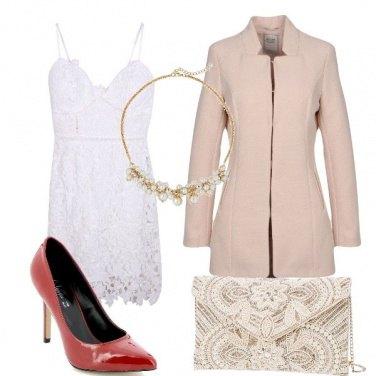 Outfit Un look perlato