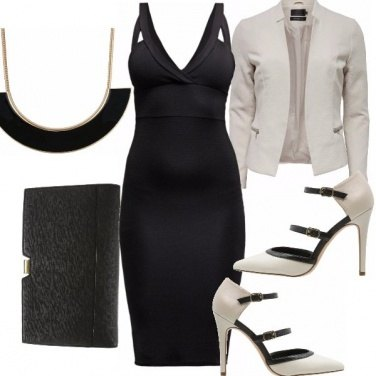 Outfit Serata in tacchi