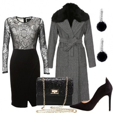 Outfit Chic parsimonioso