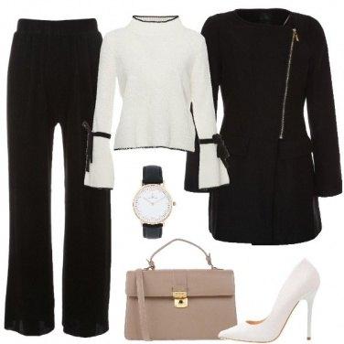 Outfit Impegnata con stile